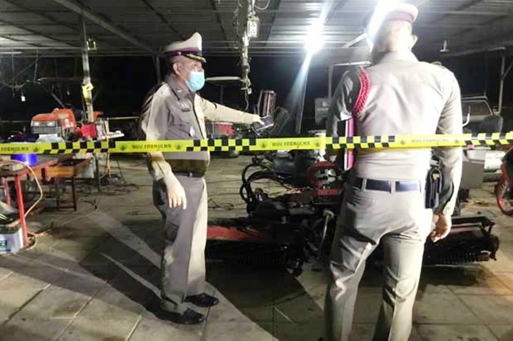 police, Man Shot and Killed in Northern Thailand Over Loud Radio