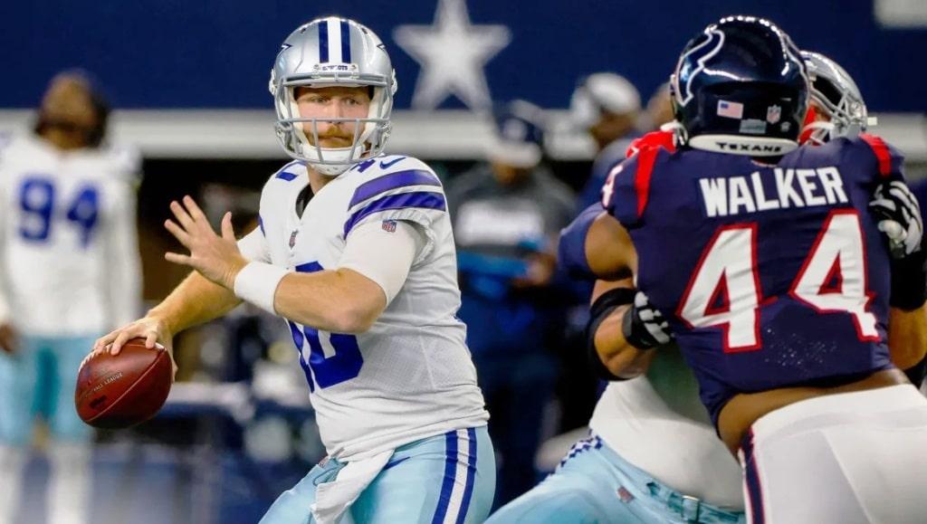 NFL Reviews: Dallas Cowboys Lose to Houston Texans, 20-14