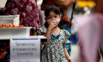 Mental health, Over 300,000 Migrant Children Facing Added Risks in Thailand