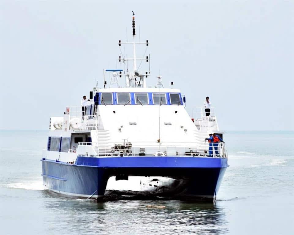 Covid-19 Sinks Pattaya to Hua Hin Catamaran Ferry Service