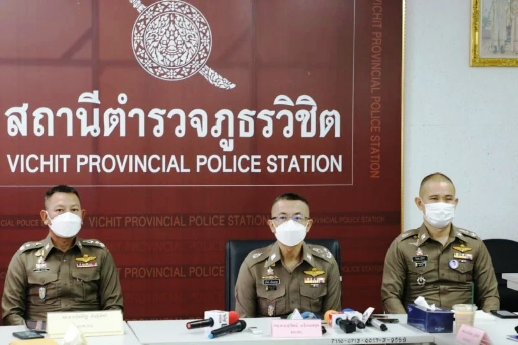 Phuket Police Have Zero Suspects in the Murder Case of Swiss Woman