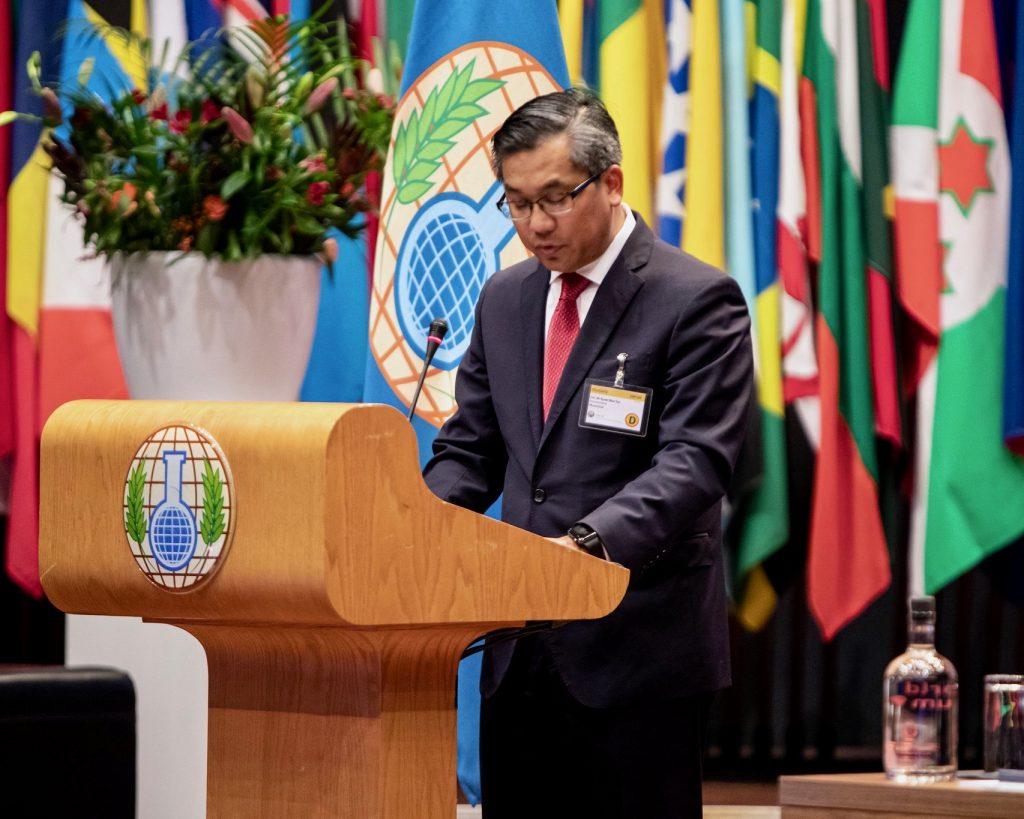 Police Investigate Thailand Arms Dealers Plot to Kill Myanmar UN Envoy