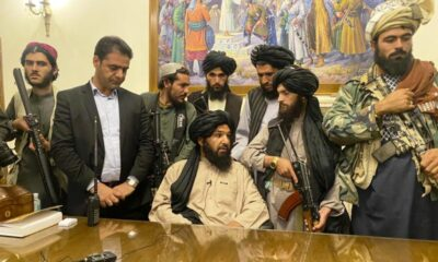 President, Taliban Retakes Afghanistan After US Aligned Government Collapses