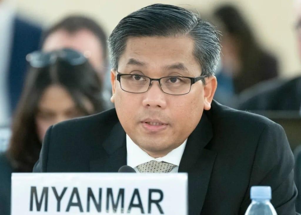 U.N. Ambassador,New York, Thai Arms Dealer Involved in Plot to Kill Myanmar's U.N. Ambassador