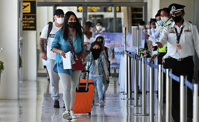 U.S Travellers Told to Avoid Thailand Due to Very High Levels of COVID-19