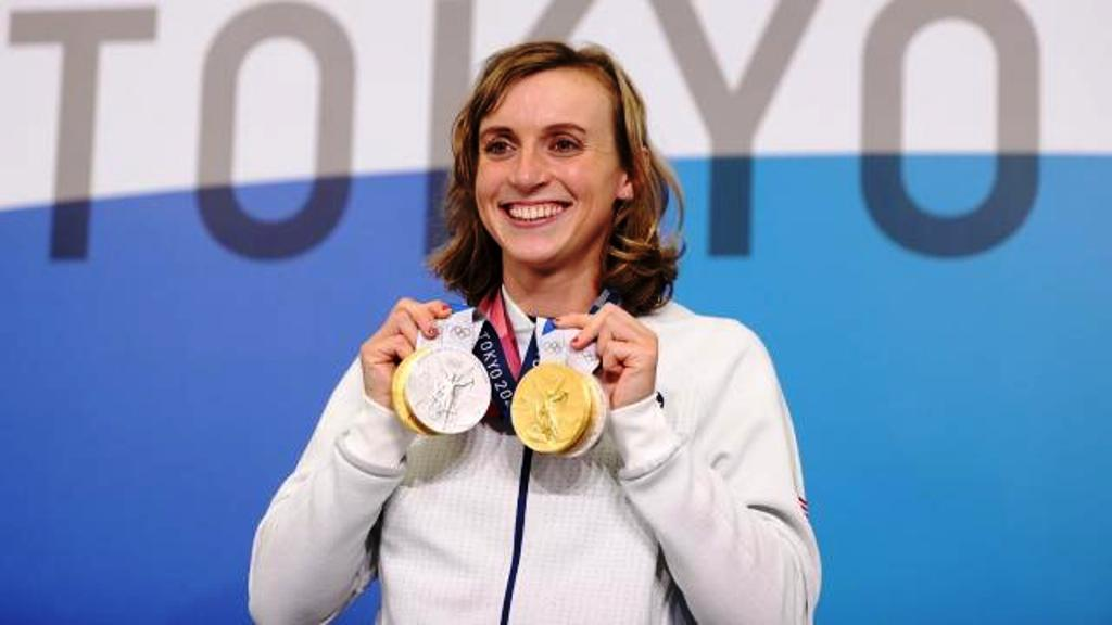 US Swimmer Katie Ledecky Leaves Tokyo Olympics With Four Medals
