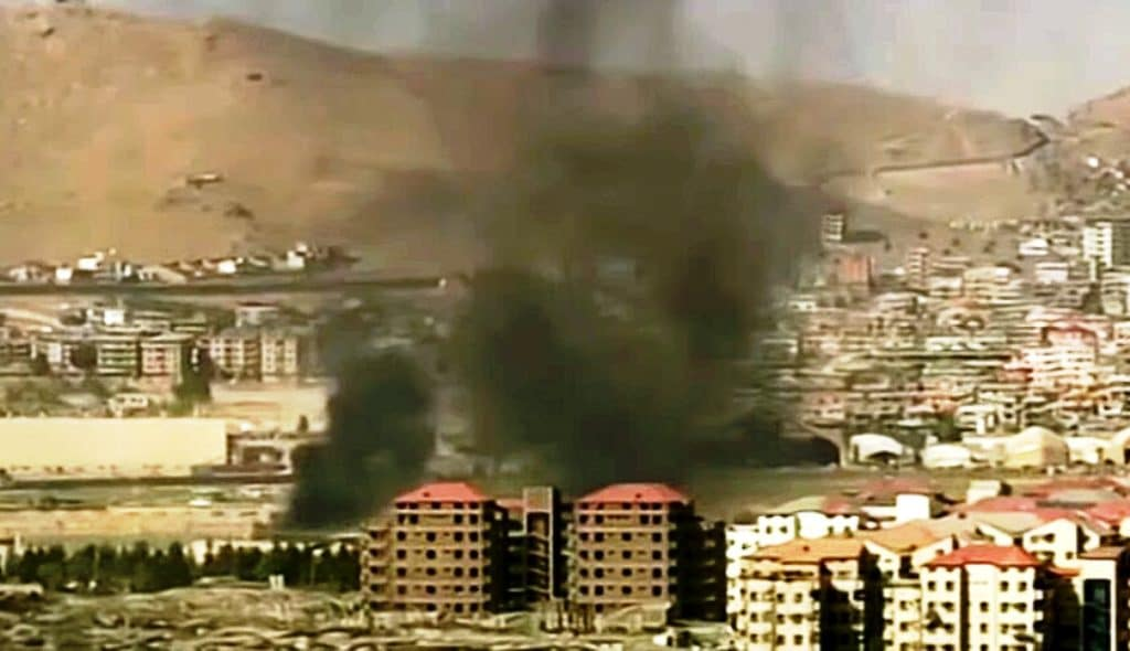 airport, Afghanistan terror: The nightmarish end to US' role in Kabul