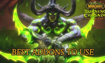 WoW TBC Classic Addons You Should Be Using