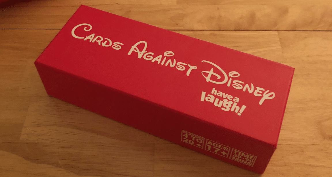 Cards Against Disney - The Wonderful World of...Laughs!