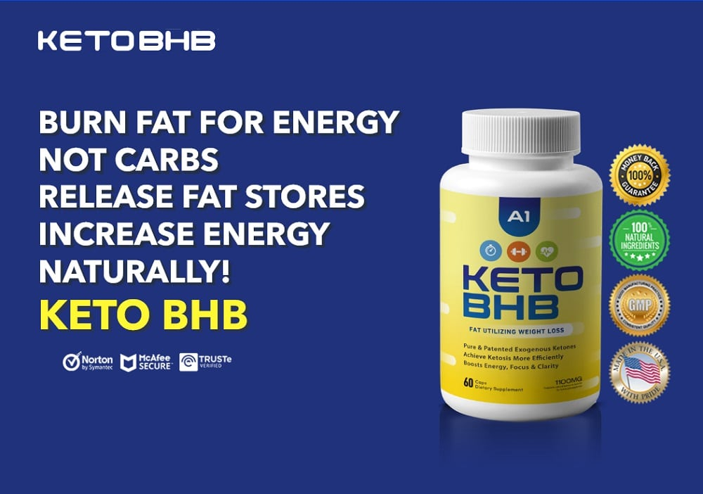 """A1 Keto BHB Review: [Know About Ketosis] Optimum Keto """"HOAX"""" - Learning"""