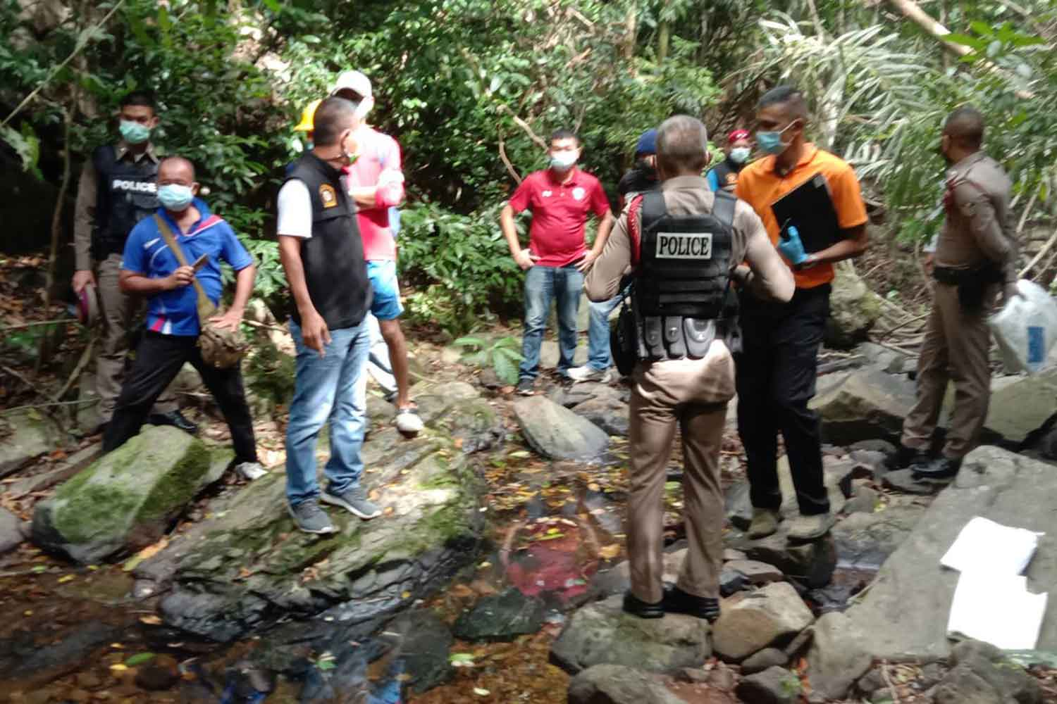 Swiss Woman Found Allegedly Raped and Murdered in Phuket