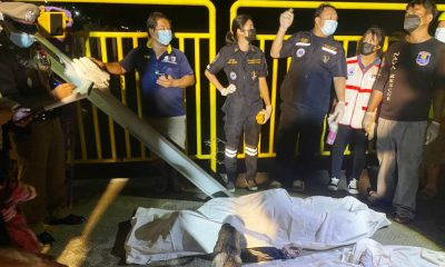 thailand, police, Father and Daughter, 7 Commit Suicide by Jumping into Mekong