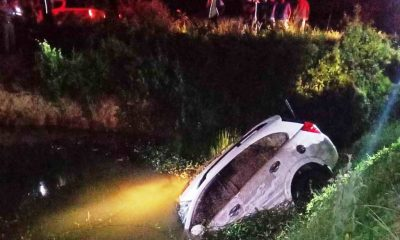 Thailand, Senior Police Officer Racing to Crime Scene Crashes and Dies