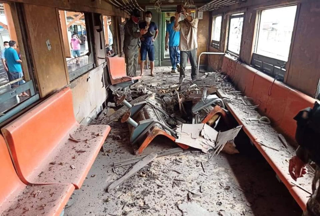 Suspected Insurgents Attack Railway Train in Southern Thailand
