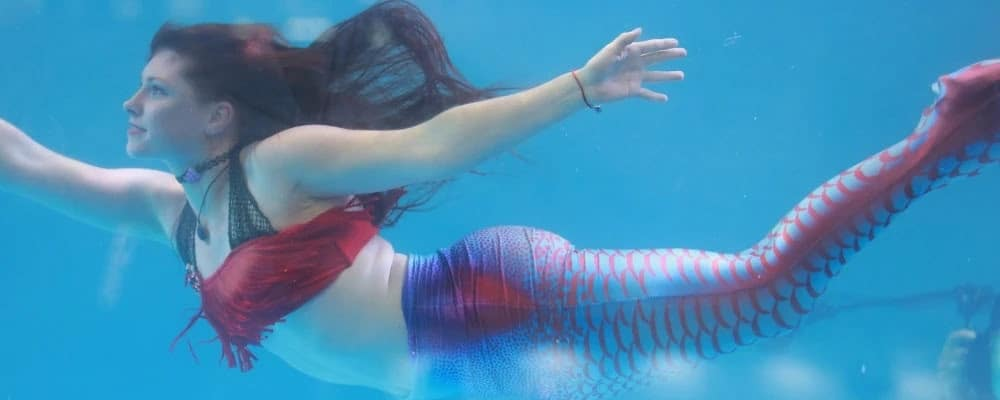 Why do people wear mermaid tails?