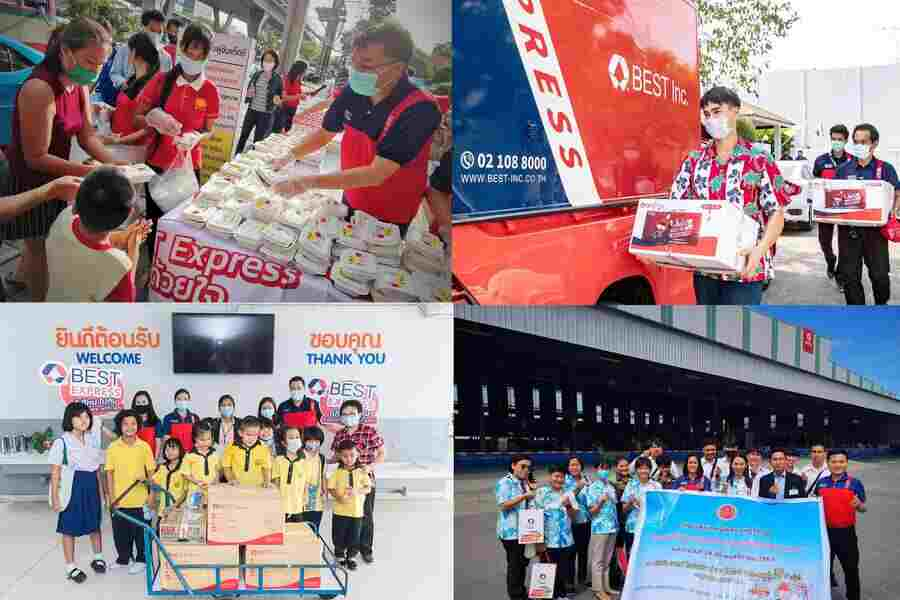 BEST Express Created an Opportunity and Returned the Profits to local
