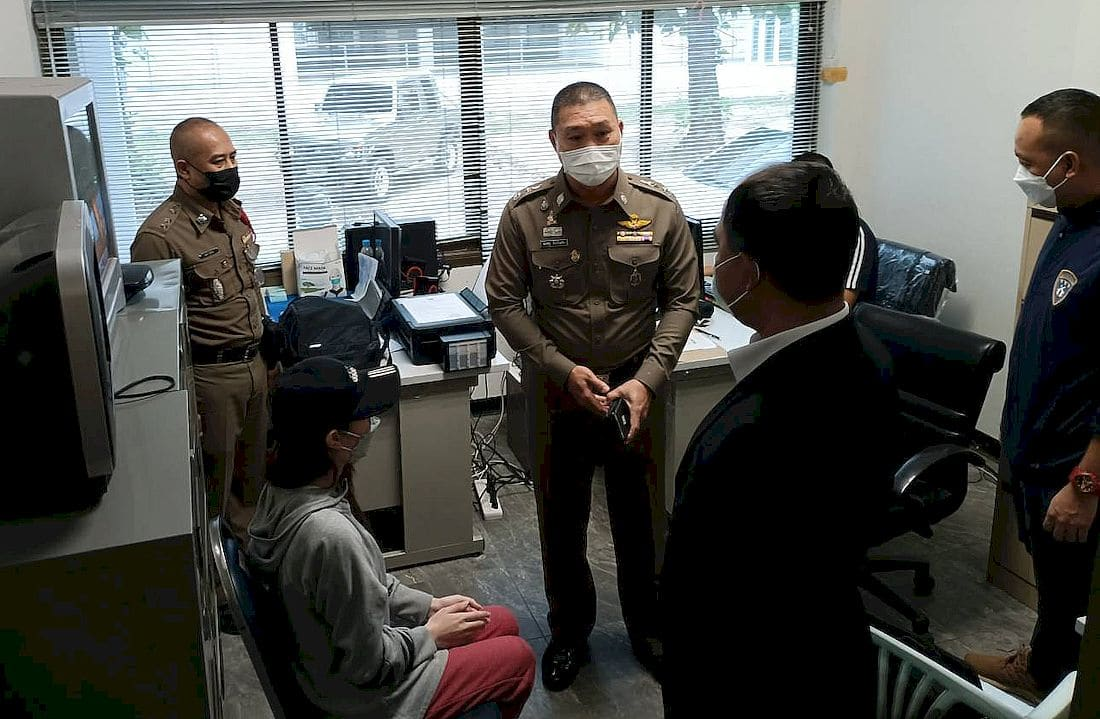 army ranger-police-thailand
