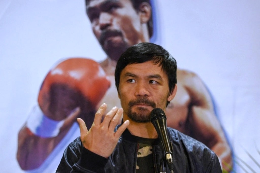 Boxing Legend Manny Pacquiao Steps into Presidential Ring