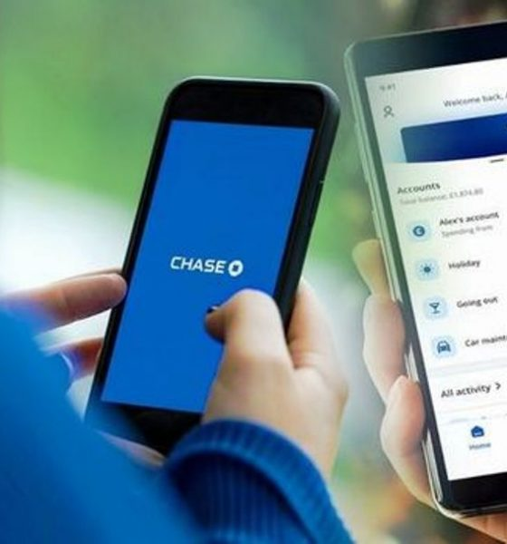 Chase Bank Launches New Digital Bank in the U.K