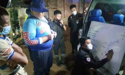 Chiang Mai Police and 200 Volunteers Hunt for Missing Toddler