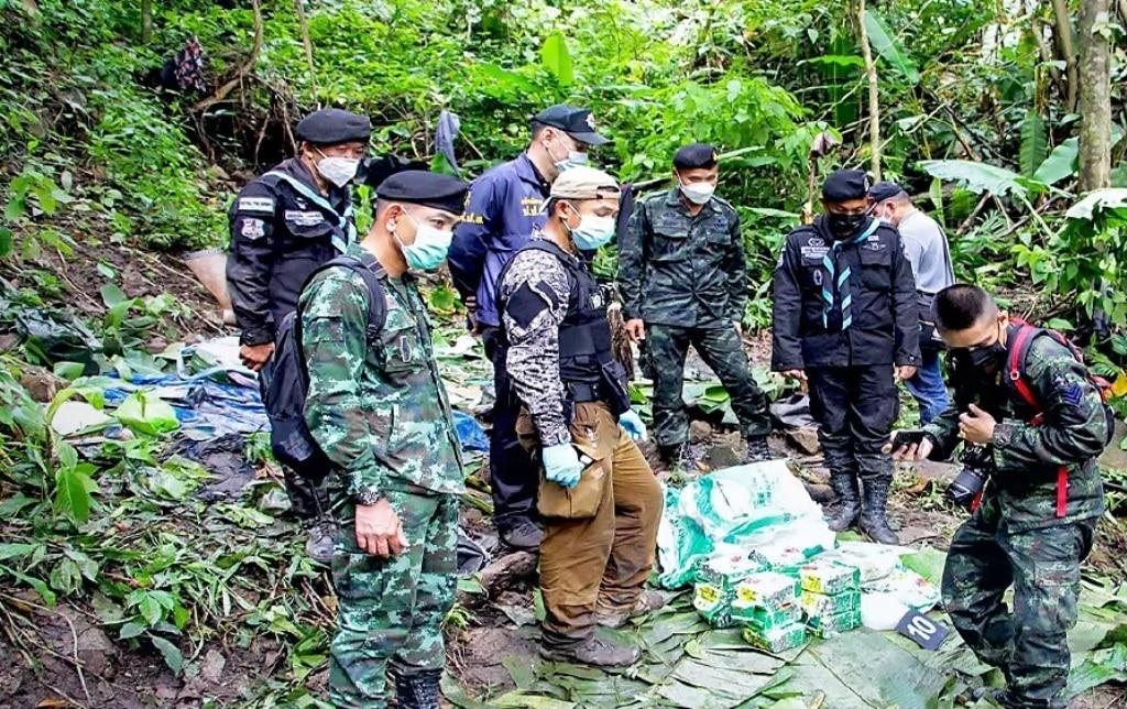 Chiang Rai Army Ranger Kills Two Drug Runners in Firefight