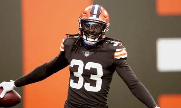 NFL, Cleveland Browns Safety Ronnie Harrison Jr. Ejected from Game