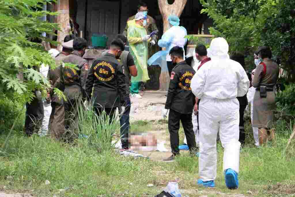 Thailand, Police Arrest Prison Official Who Killed Four Family Members