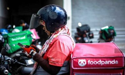 Foodpanda Driver Ridiculed For Telling Woman to Wear Her Bra