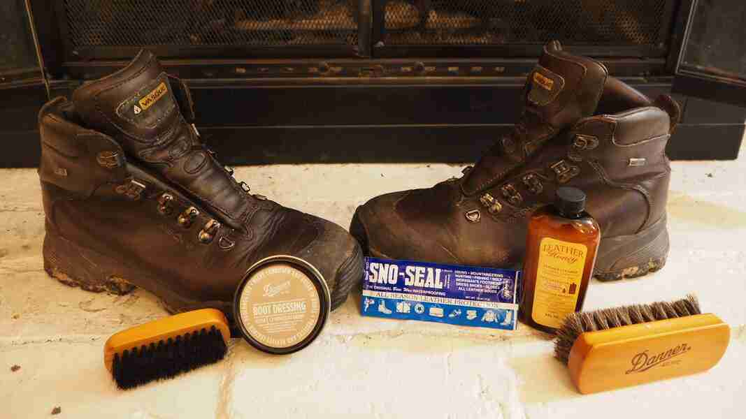 How to Care for Leather Hiking Boots so They Last
