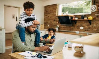How to Create the Perfect Work from Home Space.