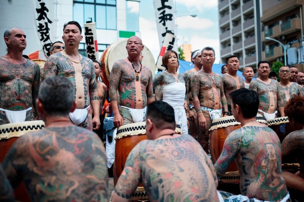 Police in Japan Steps Up its Efforts to Take Down Yakuza Crime Groups