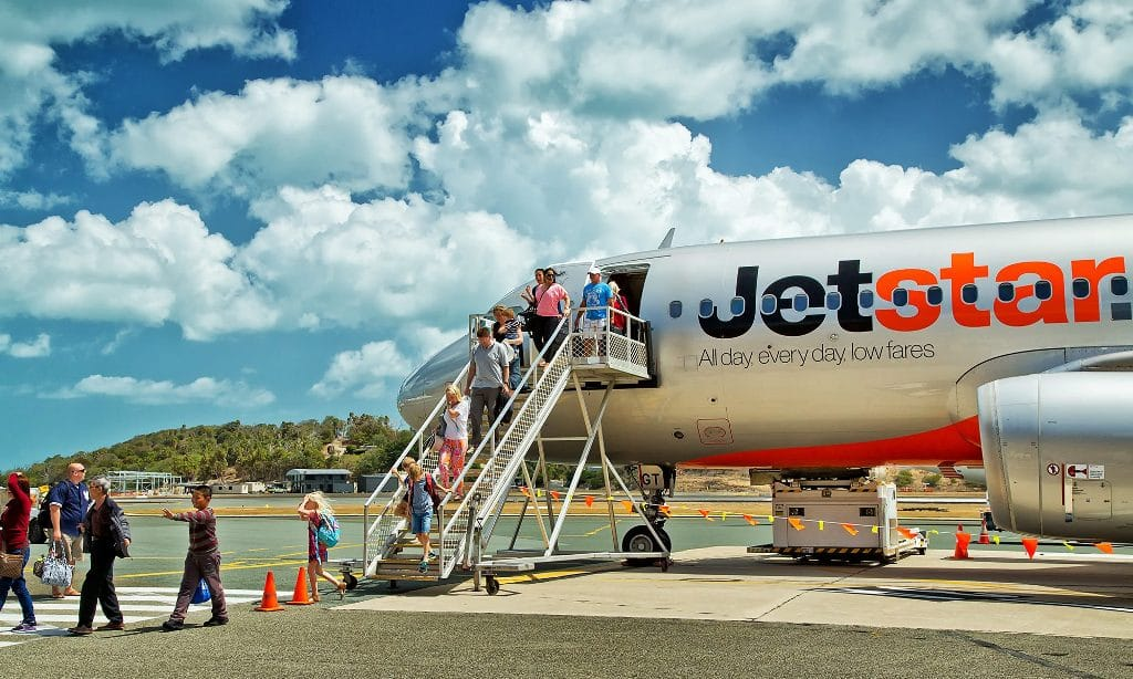Jetstar Asia Resumes Flights from Singapore to Phuket Thailand