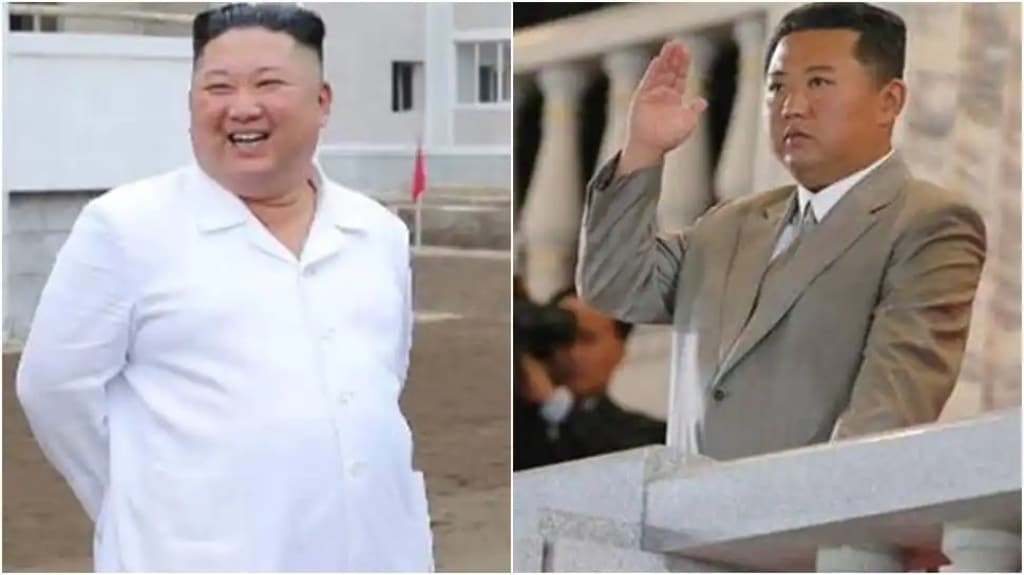 Kim Jong Un weight loss