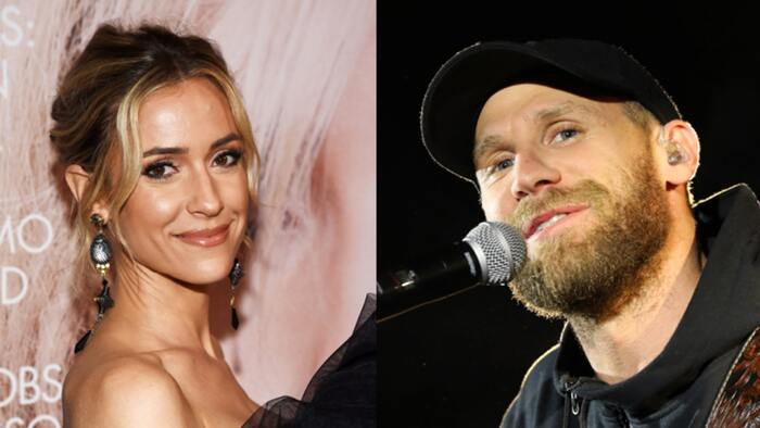 Kristin Cavallari (L) and Chase RIce (R) have reportedly been dating for over a month.  (Getty)