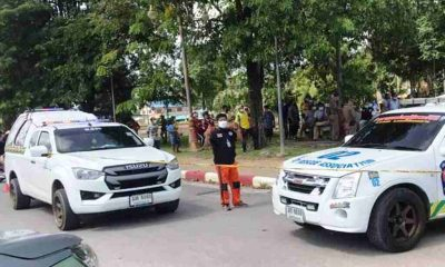 Man Stabs his Wife to Death in Front of Police Station
