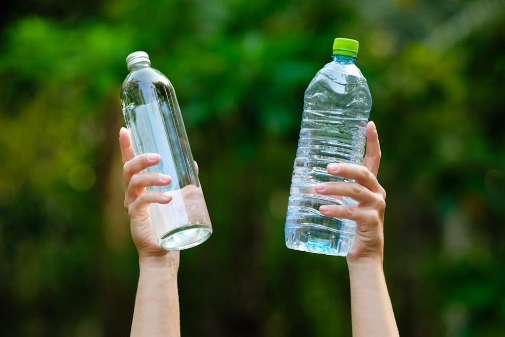 plastic-PET Bottles- Bottles-Recycle