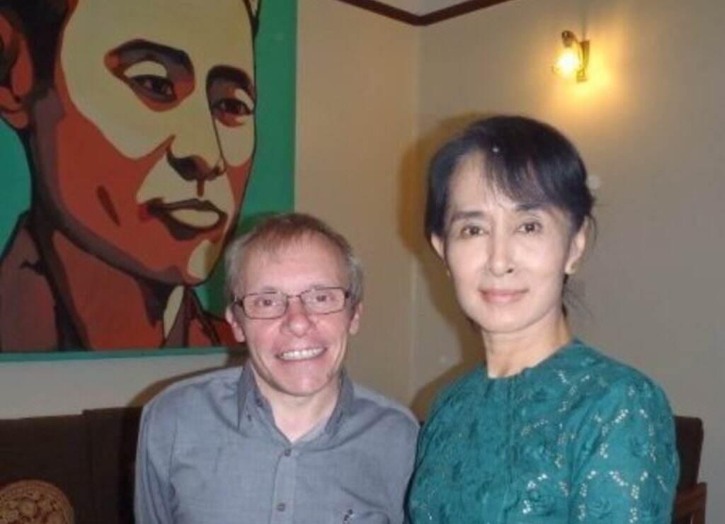 Myanmar Supreme Allows Secret Trial of Australian Economist