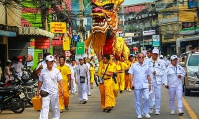 Phuket's Vegetarian Festival 2021 to Be Scaled Down