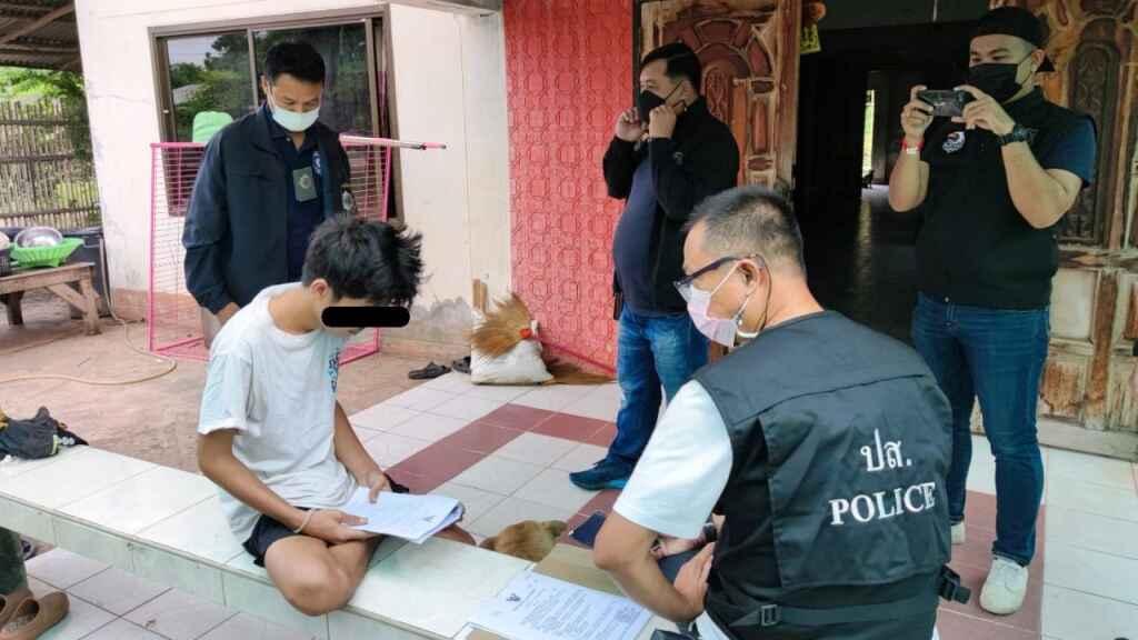 Police ,Thailand, northern Thailand