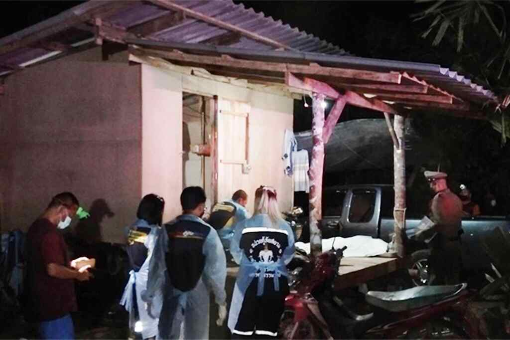 Police Find Couple Brutally Murdered in Southern Thailand