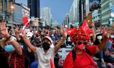 Protests Escalate in Thailand, Pressuring Bangkok, Prime Minister to Resign