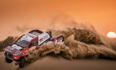 Saudi Arabia Plans the Most Difficult Motorsport Rally on Earth