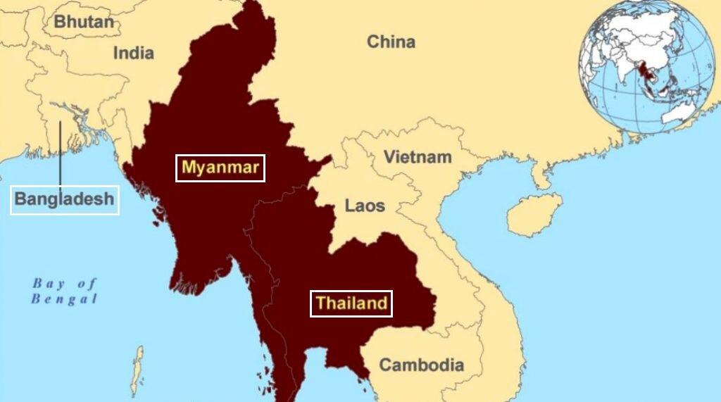 Should Thailand Mediate to Bolster Myanmar-Bangladesh Ties?