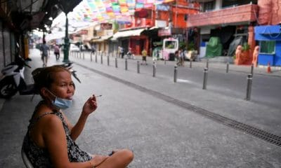 Thai Government Told to End Useless Lockdown Restrictions