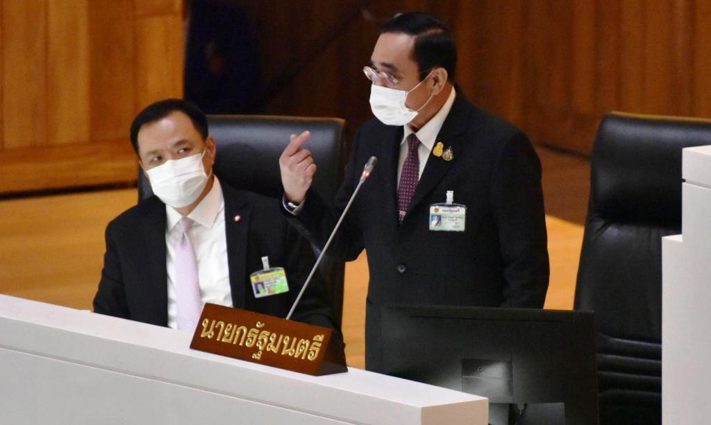Thailand's Prime Minister Denies Graft in Sinovac Procurement Process