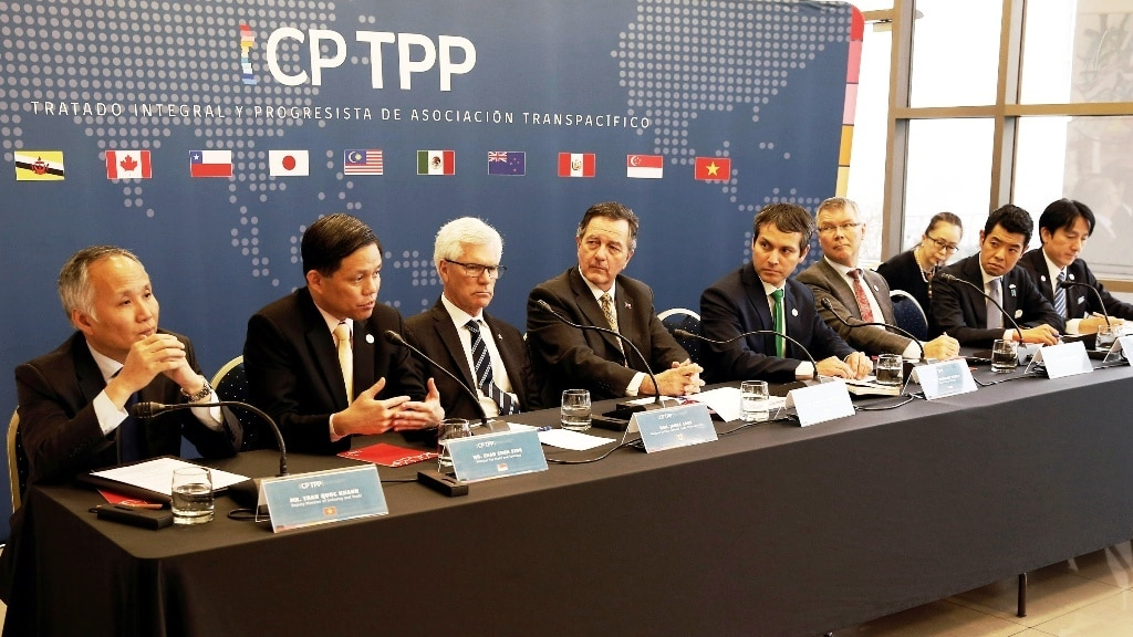 Thailand to Access Impact of China Joining CPTPP Trade Bloc