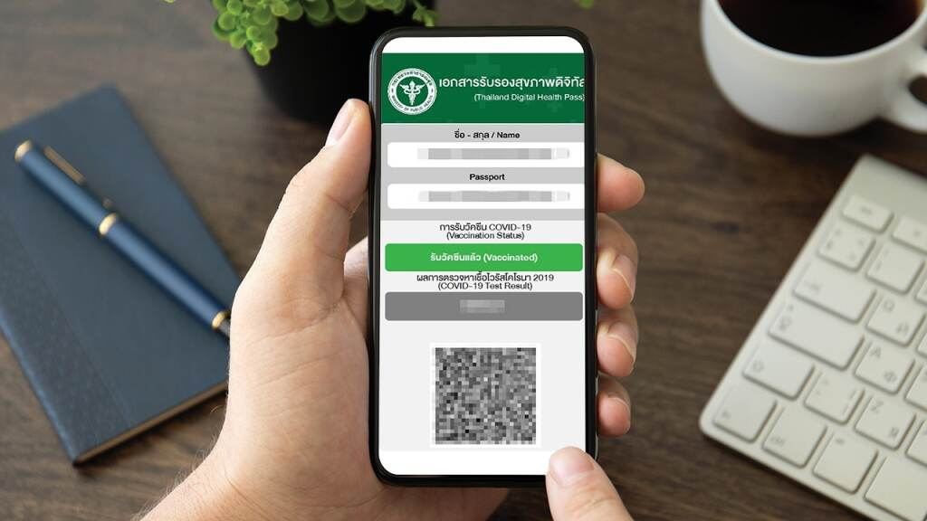 Thailand to Adopt Digital Health Pass App for Domestic Flights