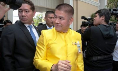 party, Thailand, Deputy Ministers Over Alleged Political Coup