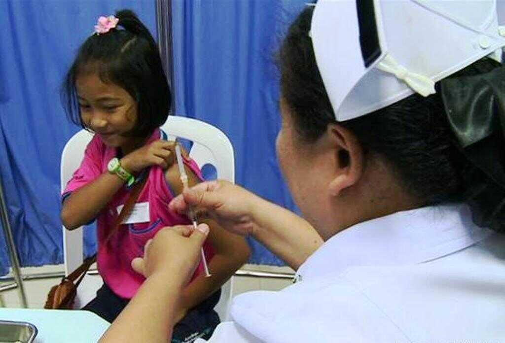 Moderna, Thailand's FDA Approved Moderna Vaccine Shot for Children