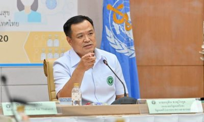 Thailand's Health Minister Plays Down October 1st Reopening